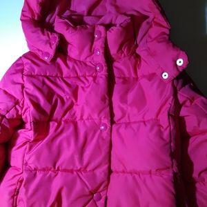 GAP KIDS pink GIRLS Jacket
